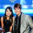James Maslow and Miranda Cosgrove