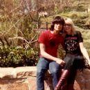 Dee Dee Ramone and Vera Boldis