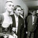 Chris De Burgh with Sinead O'Connor