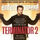 Arnold Schwarzenegger - Entertainment Weekly Magazine [United States] (12 July 1991)