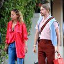 Nicole Richie – Leaving Matsuhisa Japanese restaurant in Beverly Hills - 454 x 680