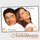 Jugal Hansraj and Kim Sharma