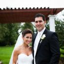 Lauren Simonetti and Mark Cubrilo