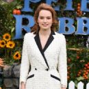 Daisy Ridley – 'Peter Rabbit' Premiere in London - 454 x 681