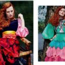 Karen Elson - Harper's Bazaar Magazine Pictorial [Russia] (August 2016)