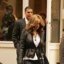 Tyra Banks and John Utendahl
