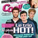 Liam Hemsworth, Josh Hutcherson & Sam Claflin