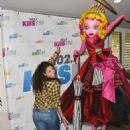 Jordin Sparks 102 7 Kiis Fms Annual Teen Choice Pre Party In La
