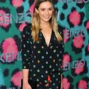 Elizabeth Olsen – KENZO x H&M Launch Event in New York City 10/19/ 2016 - 454 x 921