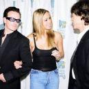 Bono, Mariah Carey & Mick Jagger