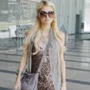 Paris Hilton Goes To A Meeting In Downtown L.A. - June 25, 2010