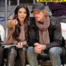 Kim Kardashian & Gabriel Aubry - 454 x 666