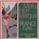France Gall - Merci, Herr Marquis / ...So Einen Jungen Mann