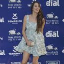 Almudena Fernandez- Cadena Dial Awards 2015 in Tenerife - 399 x 600