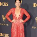 Gina Rodriguez:  69th Annual Primetime Emmy Awards - Arrivals
