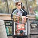 Amy Adams – Grocery Shopping in Studio City 12/1/ 2016
