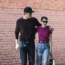 Emma Roberts and Garrett Hedlund – Out in Los Feliz