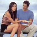 Jason Brooks and Krista Allen