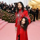 Jared Leto:  The 2019 Met Gala Celebrating Camp: Notes On Fashion - Arrivals