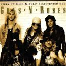 Guns N' Roses - Interview Disc & Fully Illustrated Book