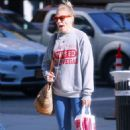 Sienna Miller – Out for a bike ride in New York City