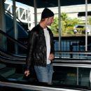 Josh Holloway-December 20, 2011-at LAX