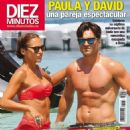 David Bustamante and Paula Echevarria - 454 x 603