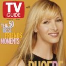 Lisa Kudrow - TV Guide Magazine Cover [United States] (9 June 2002)