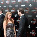 Kate Mara and Charlie Cox