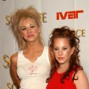 Kaley Cuoco - Solstice Spring 2003 Fashion Party At The Ivar Nightclub On February 28, 2003 In Hollywood, California