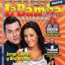 Ana Brenda Contreras - La Bamba Magazine Cover [United States] (30 December 2011)