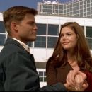 Casper Van Dien and Denise Richards