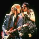 W. Axl Rose & Tom Petty
