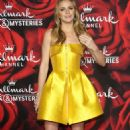 Shantel VanSanten – Hallmark Channel TCA Winter Press Tour in LA 1/14/ 2017 - 454 x 709