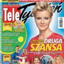 Malgorzata Kozuchowska - Tele Tydzień Magazine Cover [Poland] (26 August 2016)