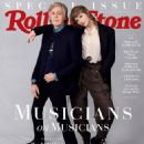Taylor Swift and Sir Paul McCartney – Rolling Stone Magazine (November 2020)