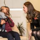 The Duchess Of Cambridge Visits The Nelson Trust Women's Centre - 454 x 269