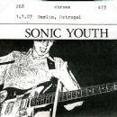 Sonic Youth - 1.7.87 Berlin, Metropol