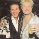 Andy Taylor & Billy Idol - 400 x 514