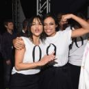 Rosario Dawson Naomi Campbells Fashion For Relief Charity Fashion Show In Nyc