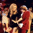 Heather Graham and Mike Myers
