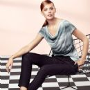 Frida Gustavsson Models 'effortless Elegance' For H&m