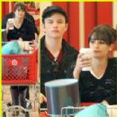 Lea Michele & Chris Colfer: Target Twosome