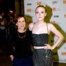 Actress Dakota Fanning arrives at the