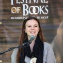 Amber Tamblyn - 15 Annual Los Angeles Times Festival Of Books At UCLA On April 24, 2010