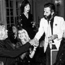 Lynsey De Paul and Ringo Starr