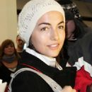 Camilla Belle Arriving Into Tegel Airport In Berlin, 14 February 2010