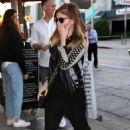 Kate Mara – Head to Craig's Restaurant in West Hollywood - 454 x 681