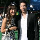 David Schwimmer and Zoe Buckman - 436 x 594