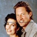Sela Ward and Bruce Boxleitner